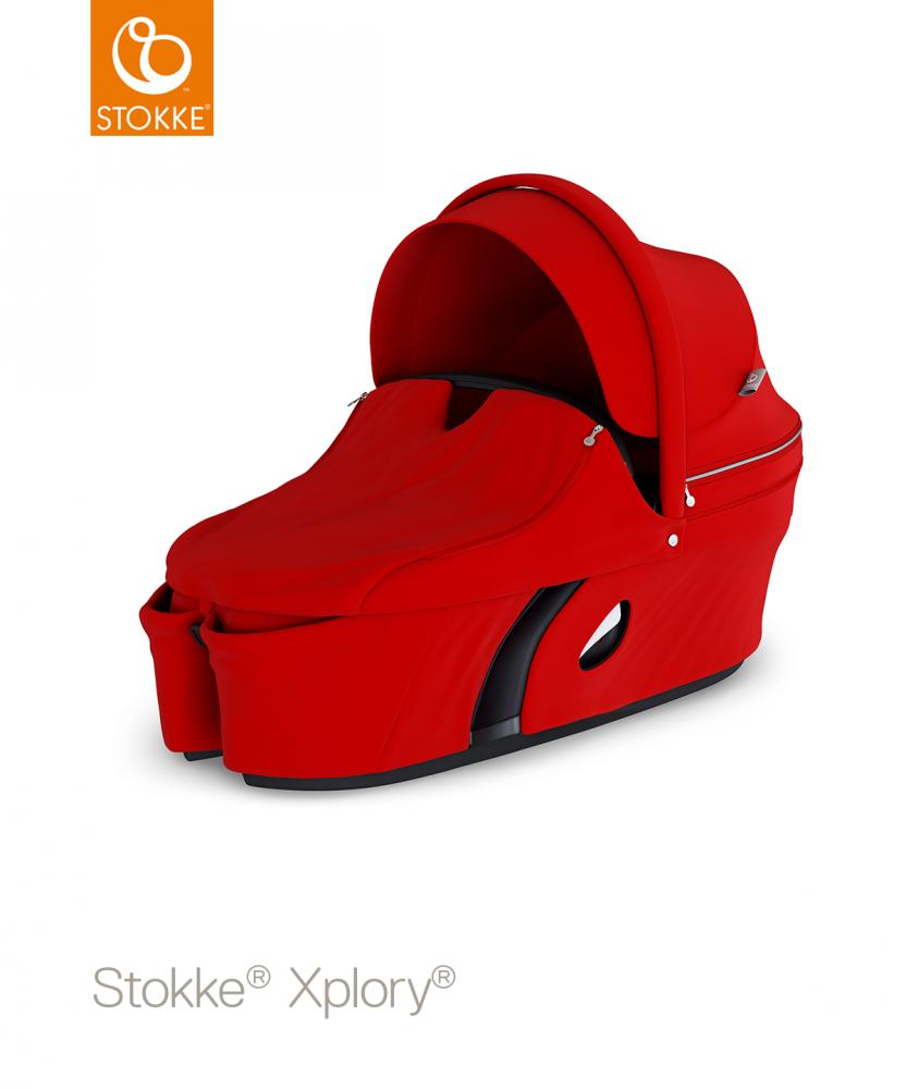 STOKKE Xplory Carrycot V6 - Red