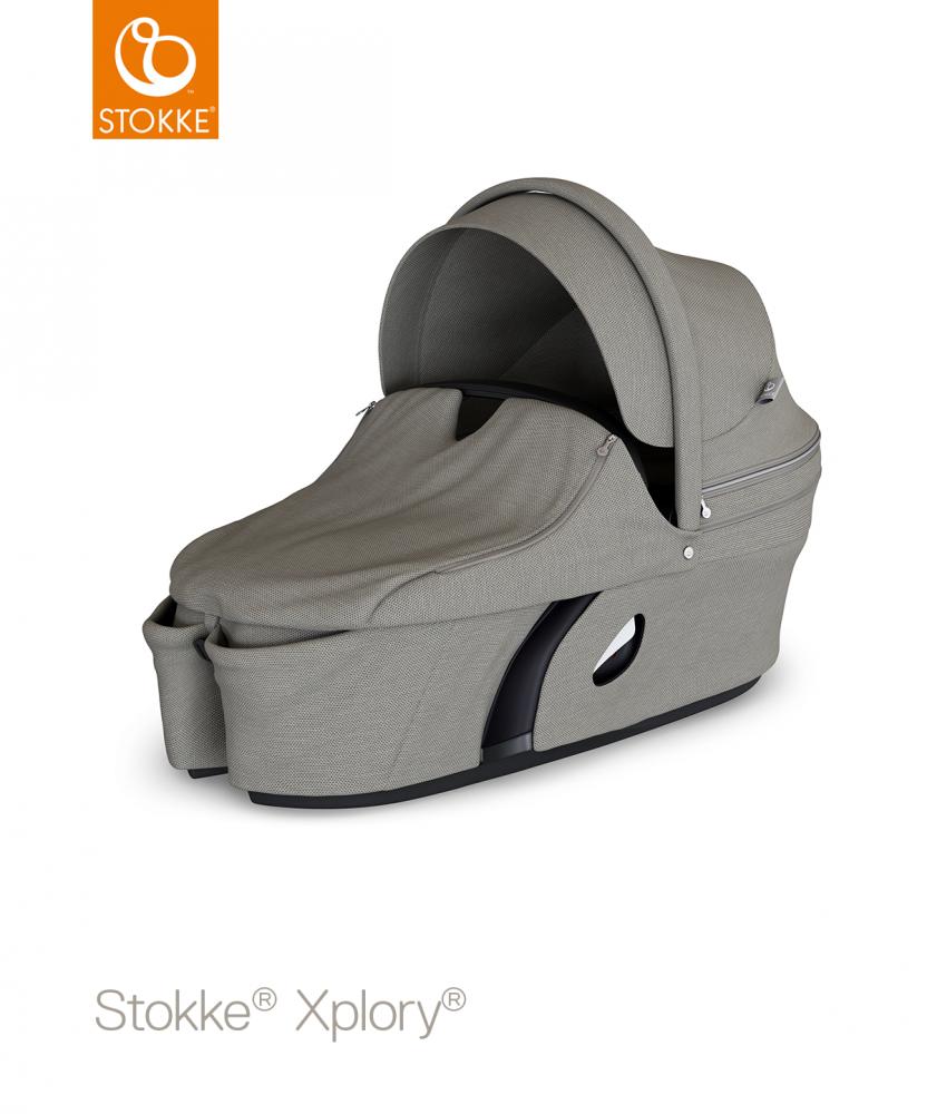 STOKKE Xplory Carrycot V6 - Athleisure Green