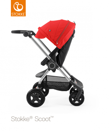 Stokke Scoot Black/Red
