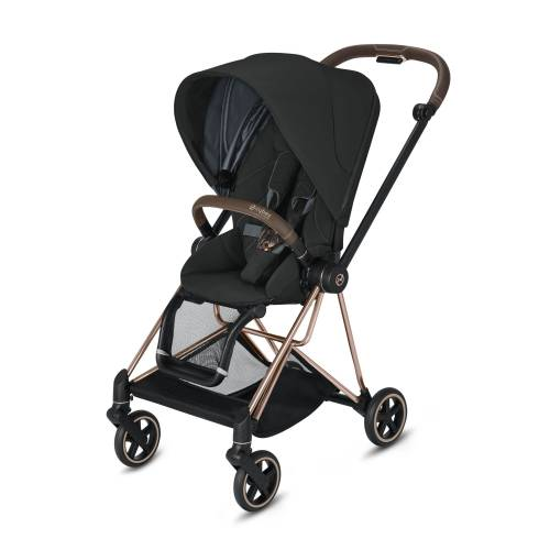 CYBEX Mios Rose Gold | Deep Black