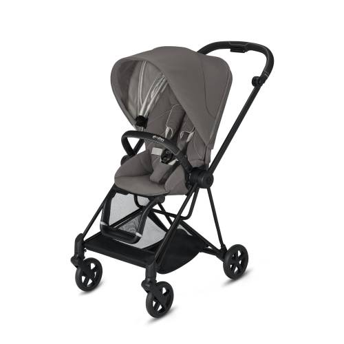 CYBEX Mios Matt Black | Soho Grey