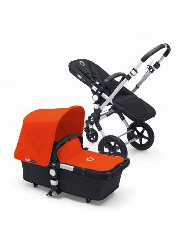 Bugaboo Cameleon3 Aluminium/Orange