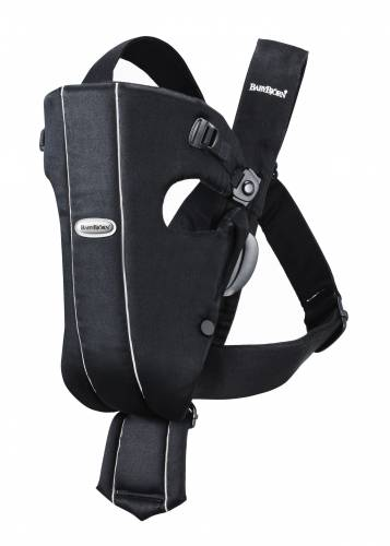 BABYBJORN Carrier Original Black
