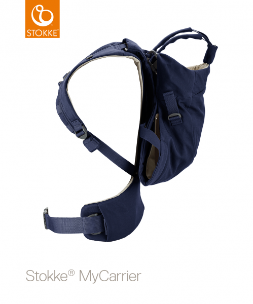 STOKKE My Carrier Back - Deep Blue
