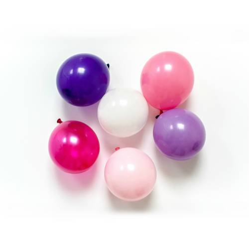 BUBABLOON 5 Pack of Ballons