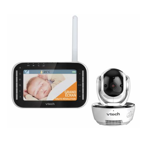 VTECH Baby Monitor Video - Vision XL 4.3'