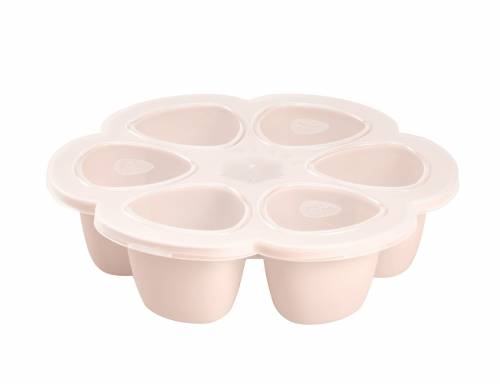 BEABA Multi Portions Silicon150 - Pink