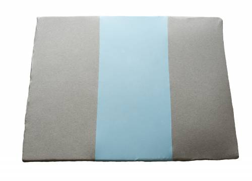 SIMPLY Good Soft Rolled Mat Blue/Grey