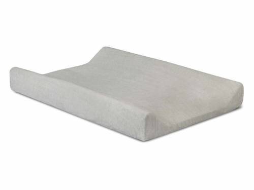 JOLLEIN Changing Mat Cover - Light Grey