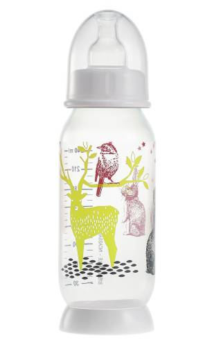 BEABA Bottle 240ml - Bunny