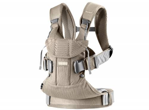 BABYBJORN Carrier One - Greige Mesh