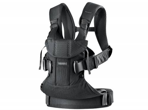 BABYBJORN Carrier One - Black Mesh