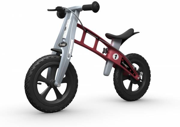 FIRSTBIKE Cross with Brake - Red