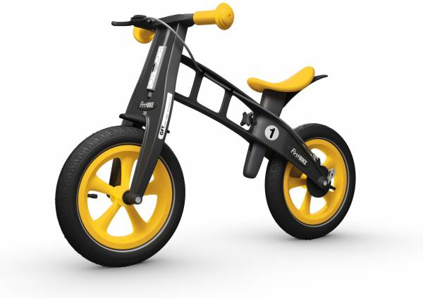 FIRSTBIKE Limited Edition - Yellow