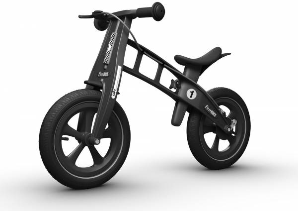 FIRSTBIKE Limited Edition - Black