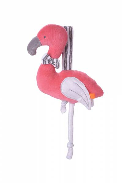 KIKADU Motor Toy - Flamingo