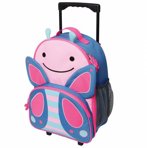 SKIP HOP Zoo Luggage Butterfly
