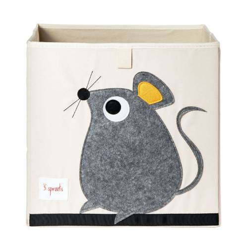 3 SPROUTS Storage Box - Mouse