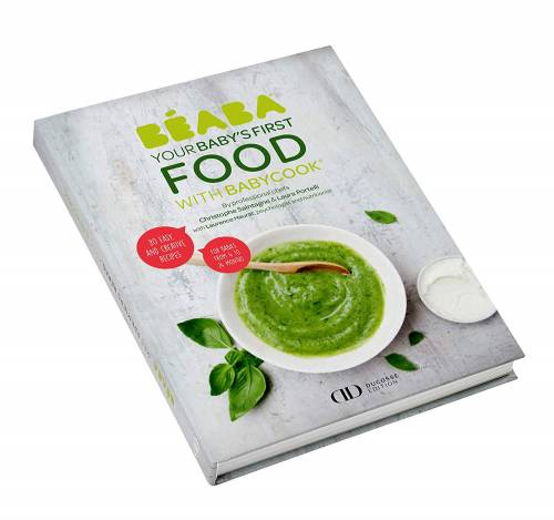 BEABA Babycook Book English