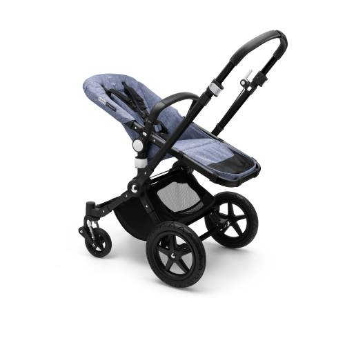 BUGABOO Cameleon 3 Plus Base - Black Blue Melange