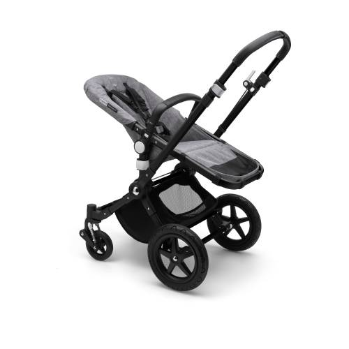 BUGABOO Cameleon 3 Plus Base - Black Grey Melange