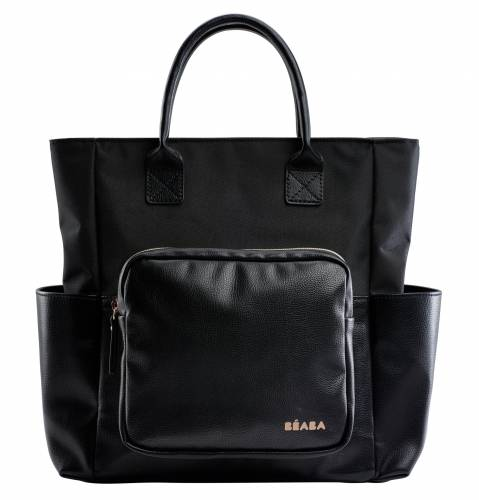 BEABA Kyoto Bag - Black/Rose Gold