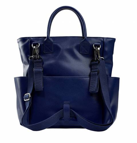 BEABA Kyoto Bag - Blue/Snake