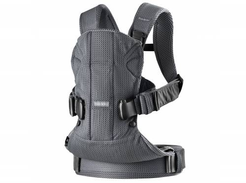 BABYBJORN Carrier One - Anthracite Mesh