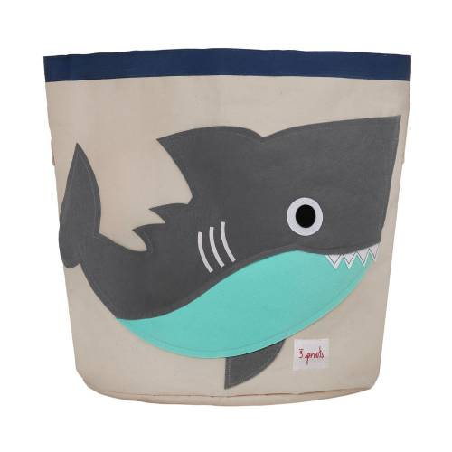 3 SPROUTS Storage Bin - Shark