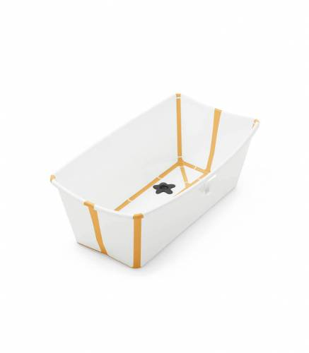 STOKKE Flexi Bath - White Yellow