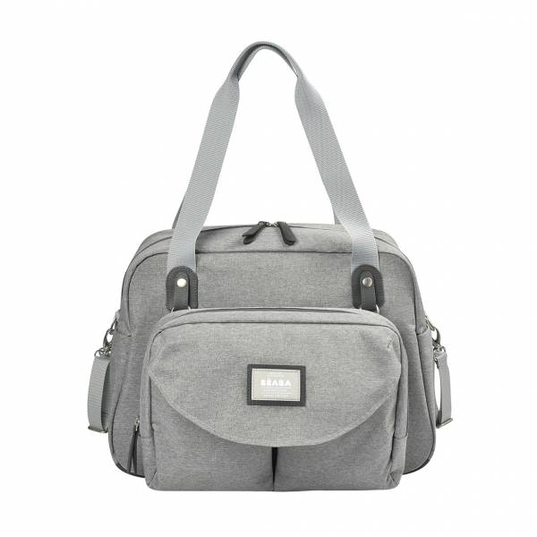BEABA Geneva Bag - Heather Grey