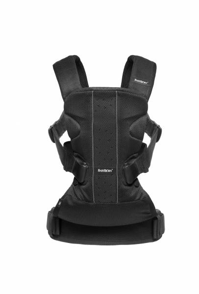 BABYBJORN Carrier One Mesh Black