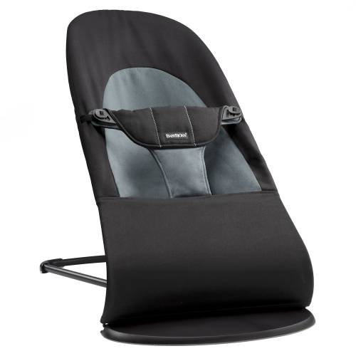 BABYBJORN Bouncer - Black Grey