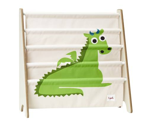 3 SPROUTS Book Rack - Dragon