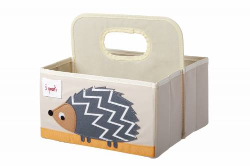3 SPROUTS Diaper - Caddy Hedgehog