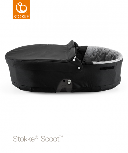 STOKKE Scoot Carrycot - Black