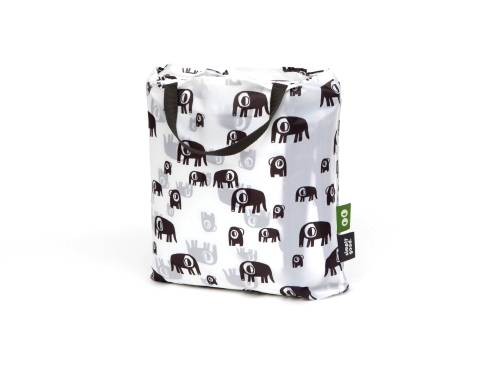 SIMPLY GOOD Multipurpose Mat - Grey Elephants