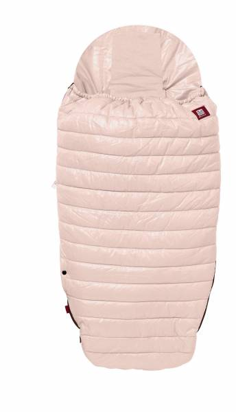 RED CASTLE Footmuff Compact 0 to 24M - Soft Pink