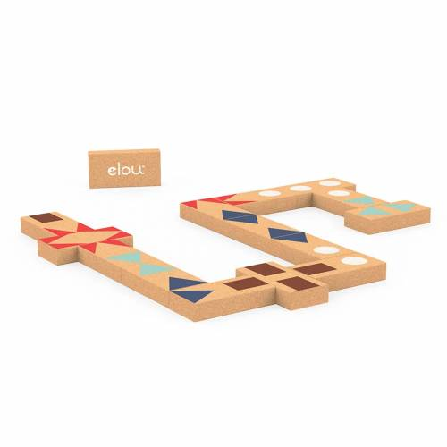 Elou Dominoes Shapes