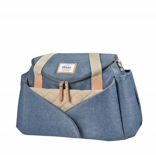 BEABA Sydney Bag - Heather Blue