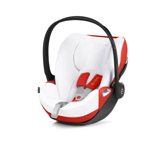 CYBEX CLOUD Z Summer Cover - White