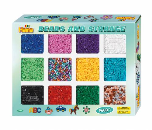 Hama Beads and Storage
