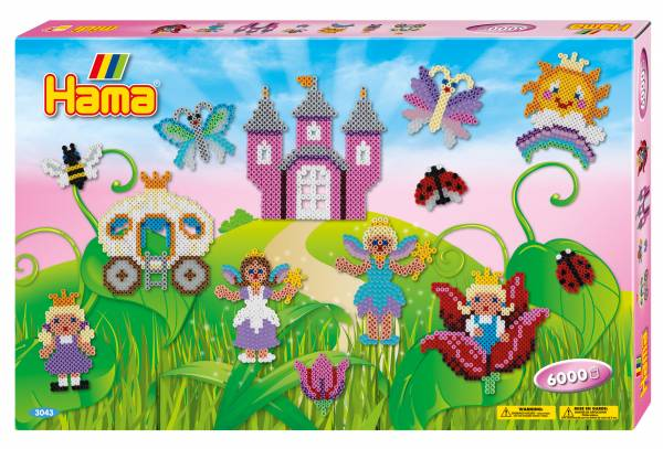 Hama Giant Gift Box - Fairies