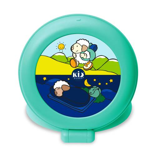 PABOBO Kid'Sleep Globetrotter -Water Green