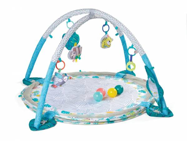INFANTINO 3in1 Activity Gym & Ball Pit