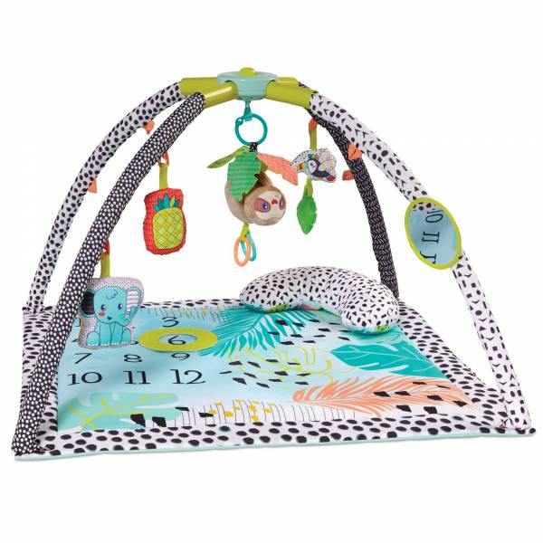 INFANTINO Activity Gym 4in1 Milestones & Memories