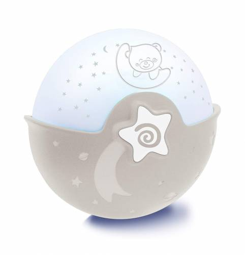 INFANTINO Wom Soothing Light & Projector - Ecru