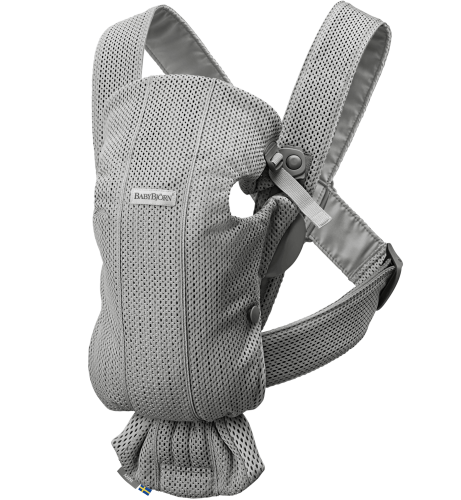 BABYBJORN Carrier Mini 3D Mesh Grey