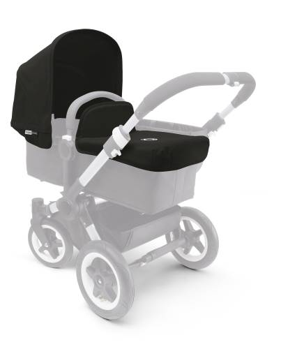 BUGABOO Donkey Fabric Set Extendable - Black