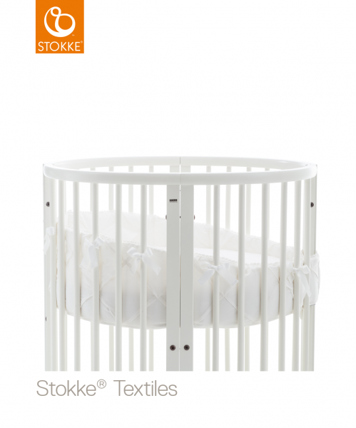 STOKKE Sleepi Bumper Mini - White